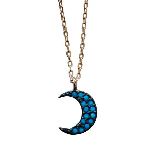 Gargantilla Blue Moon