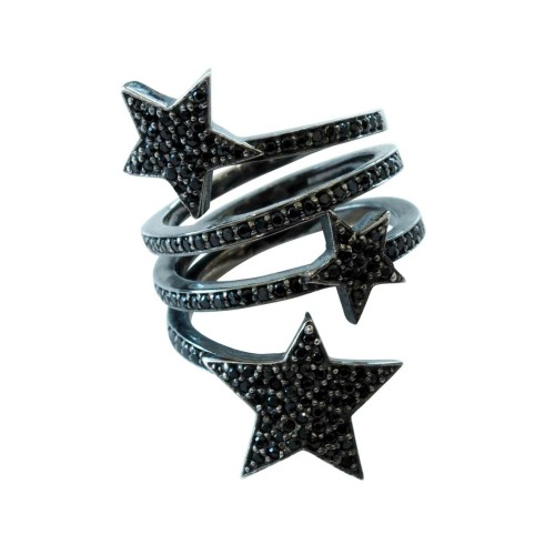 Black Stars ring