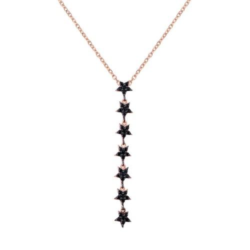 Star Cascade Necklace