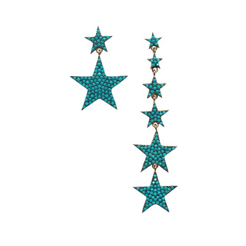 "Pendientes ""Magic Stars"""