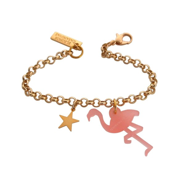 Flamingo Star bracelet