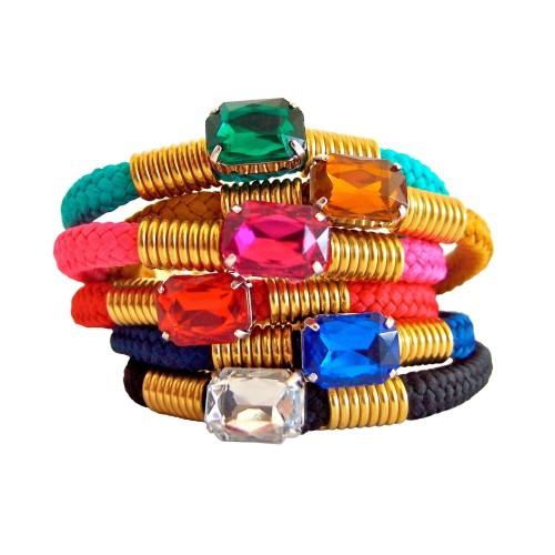 Bling Bling Monochrome bracelet