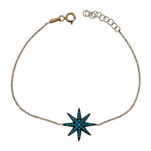 Pulsera Blue Star