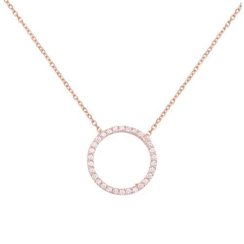 Collar Zircon Ring