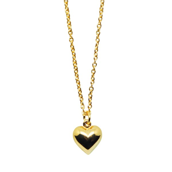 """Juicy Heart"" Necklace"