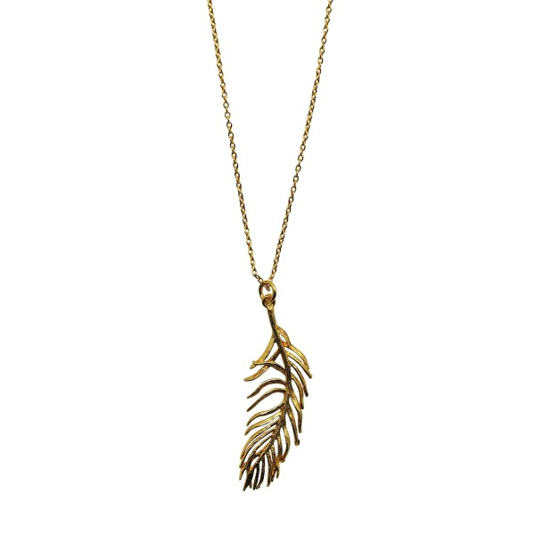 "Collar ""Feather"""