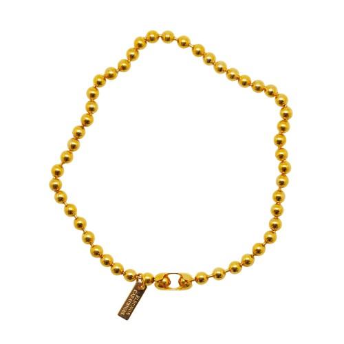 Circles choker necklace