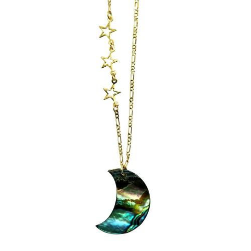 Magic Moon & Stars Necklace