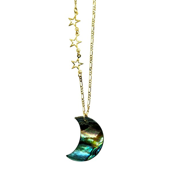 Collar Magic Moon & Stars