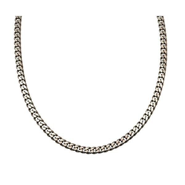 Vintage chain necklace XL