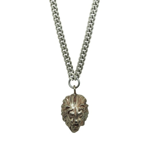Collar Lion Head