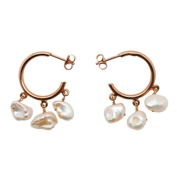 "Pendientes ""Small Pretty Pearls"""