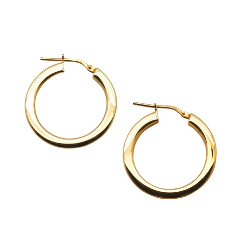 """Every Day"" Hoop earrings"