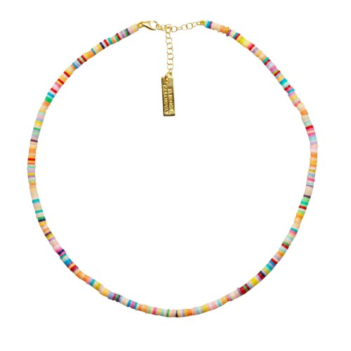 "Collar ""Multicolor Summer Necklace"""