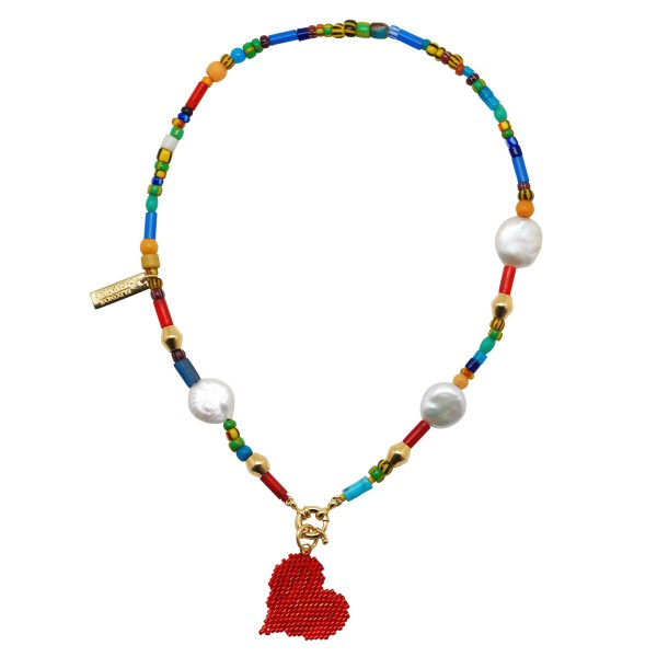 """""""With All My Heart"""" Necklace"""