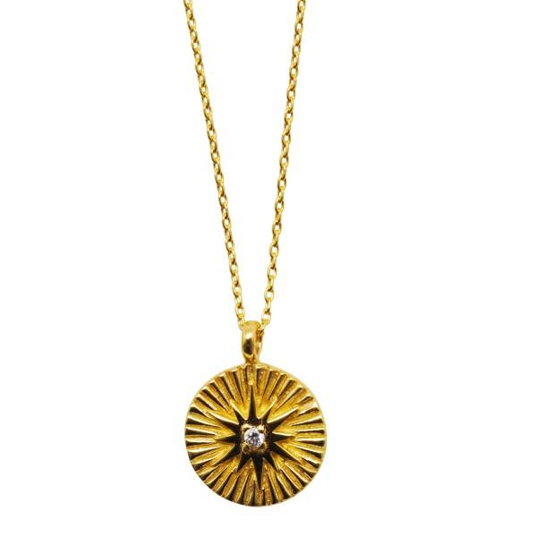 """""""Sunshine"""" Necklace"""