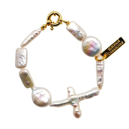 "Pulsera ""For Pearls Lovers"""