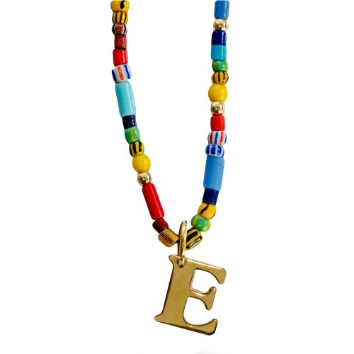 """Be Happy"" Necklace"