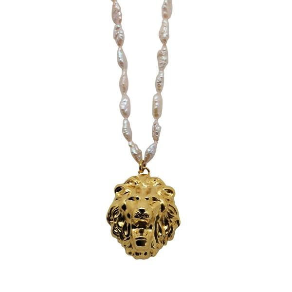 "Collar ""King of Pearls"""