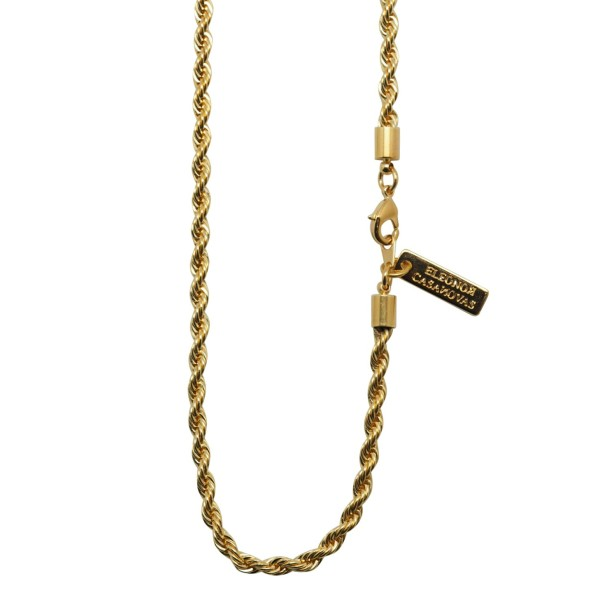 """Golden Cord"" Chain Necklace"