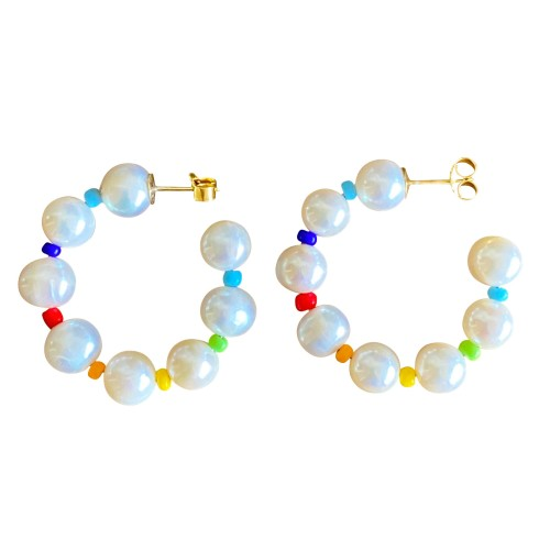 Aros Rainbow of Pearls