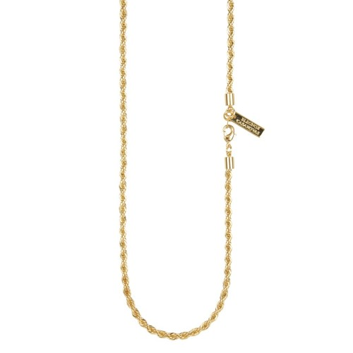 """Golden Cord"" Necklace"