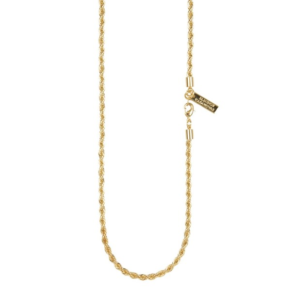 """""""Golden Cord"""" Chain Necklace"""