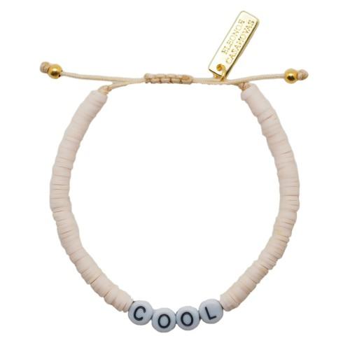 """COOL"" bracelet"