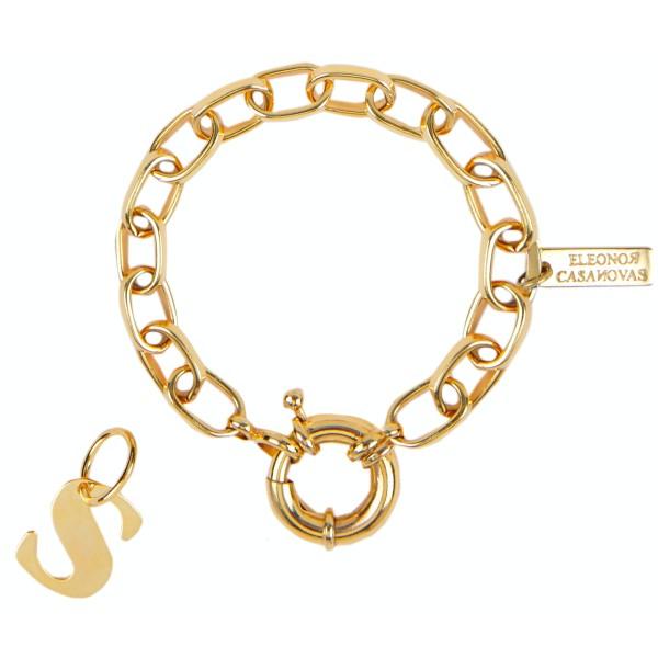 """""""Big Links"""" bracelet"""