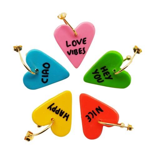 Love Vibes Hoops