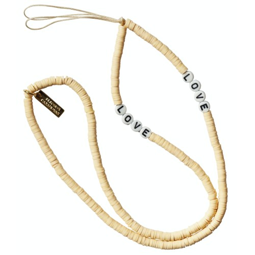 """""""Too much Love"""" mobile decor cord"""