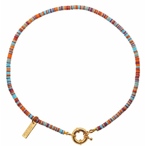 """""""Good Vibes"""" mediumnecklace with/without Initial"""