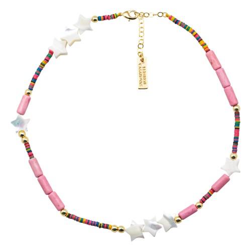 """Pink Addict"" Necklace"