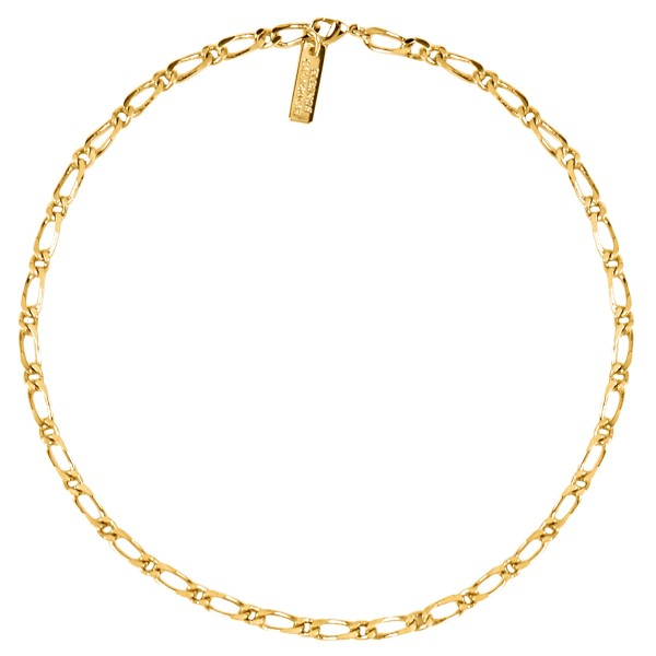 Links choker necklace