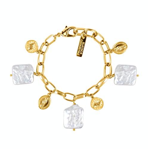 """Lucky Pearls"" Bracelet"