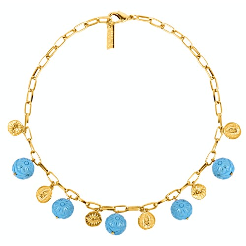 """""""Lucky Turquoise"""" Necklace"""