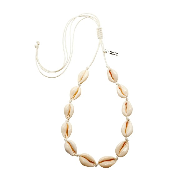 """""""Shells for Every Day"""" Necklace"""