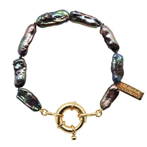 """""""My Black Pearls"""""""" bracelet"""