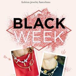 💣💃🏻💃🏻💃🏻💣 Seguimos en la BLACK WEEK con 15% dto y envío gratis en toda la web utilizando el código BLACK15  👉🏻www.eleonordecasanovas.com  💣 15% dto con código BLACK15 y envíos gratis hasta el 30/11 💣  #diseñosexclusivos#calidad#tendencia#blackweek#availableonline